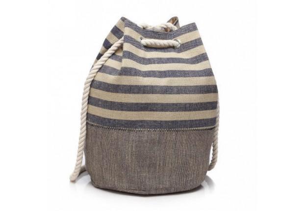 Panier forme sac à dos