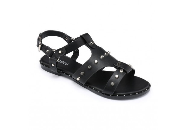 Sandale clous épais