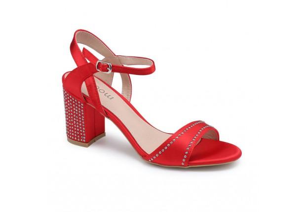 Sandale clous fins