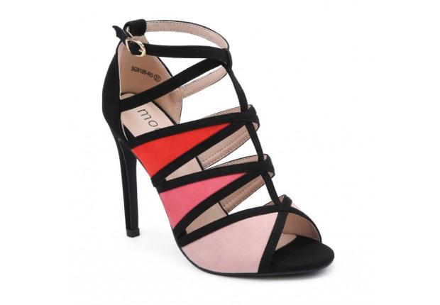 Sandale colorée